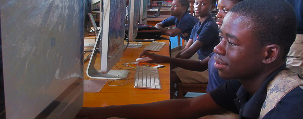 Our learning environment promotes daily the responsible use of technology